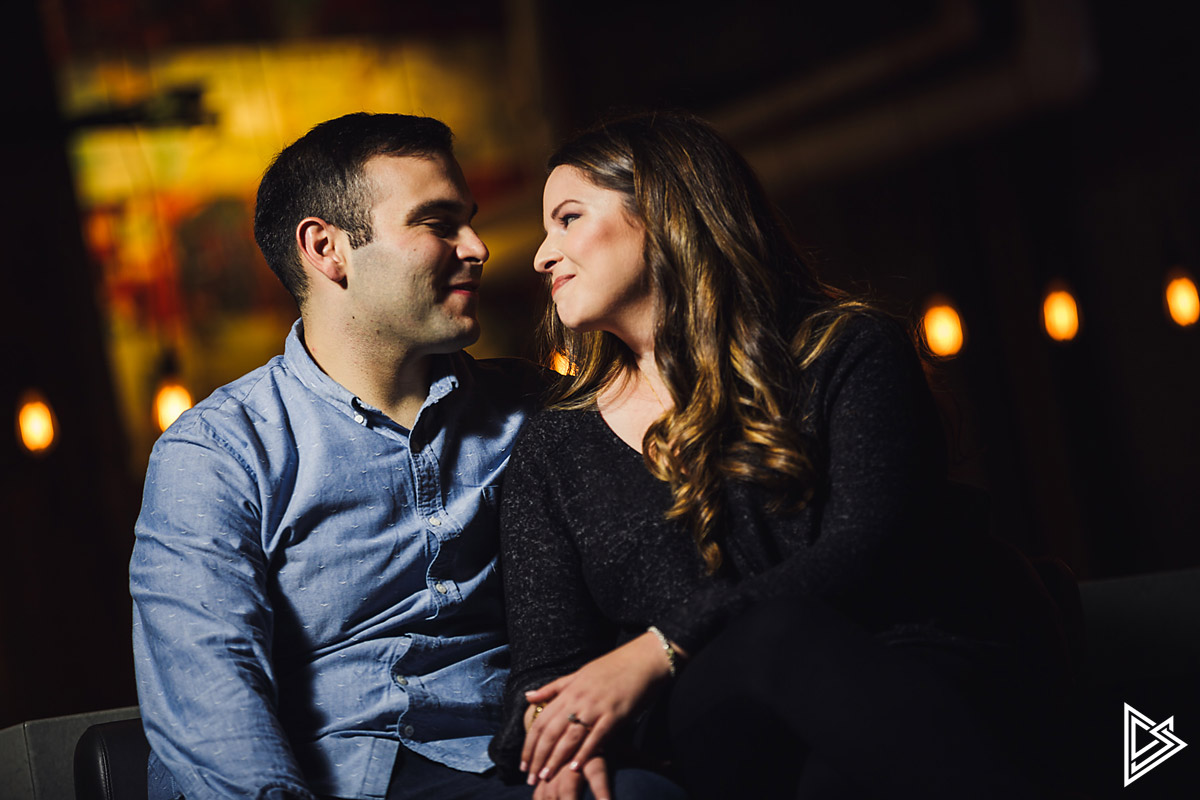 Fillmore Philadelphia Engagement Photos