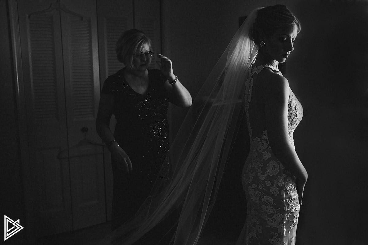 modern philadelphia bride