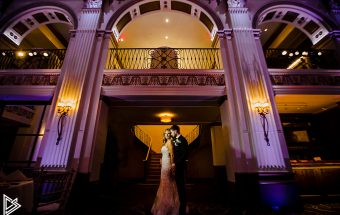 Ben Franklin Ballroom Wedding Photos