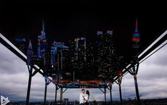 New York Highline engagement Photos