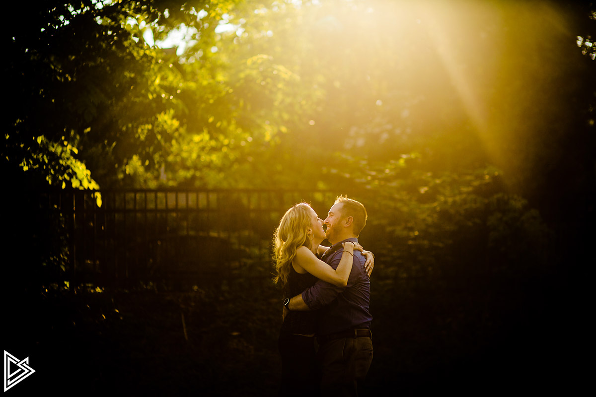 New Hope engagement Photos A & J