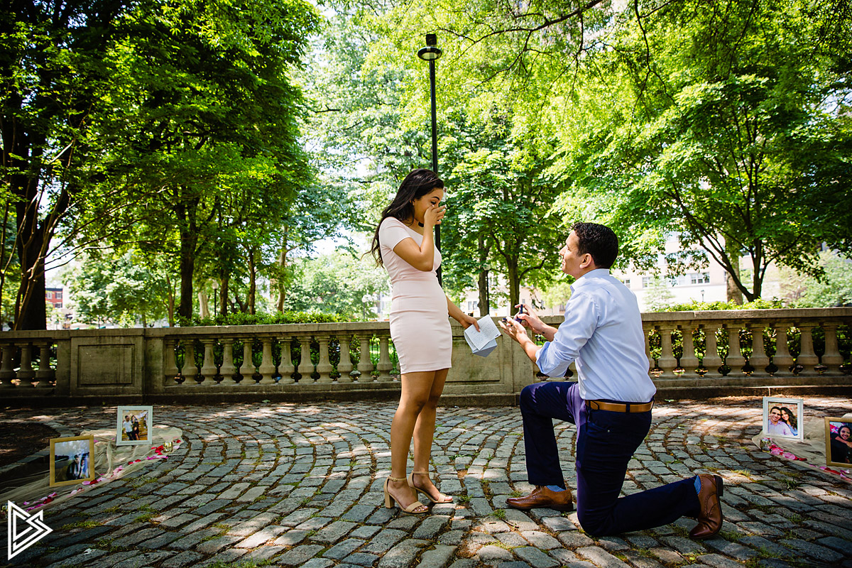 Rittenhouse Square Proposal