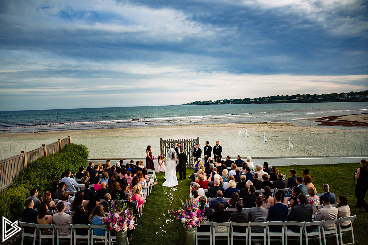 Newport Beach House Wedding Photos