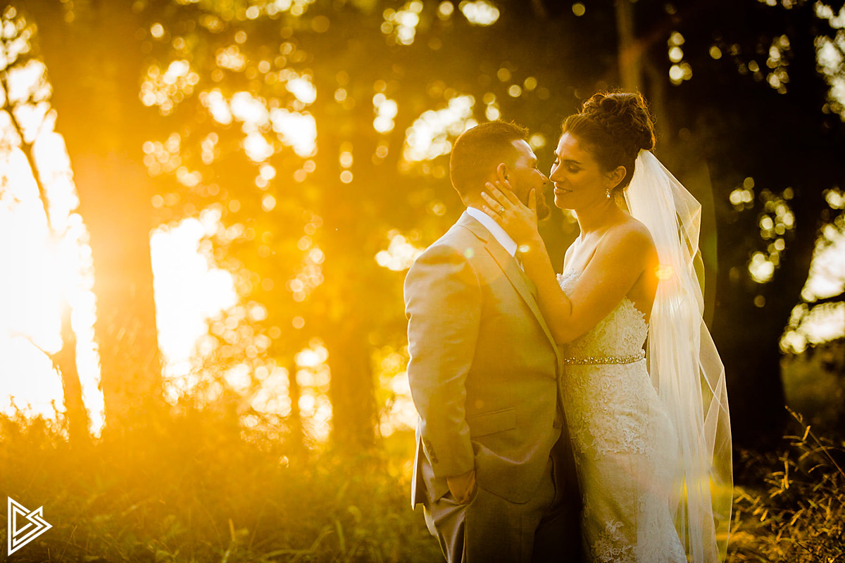 Philander Chase Knox Estate Wedding Photos