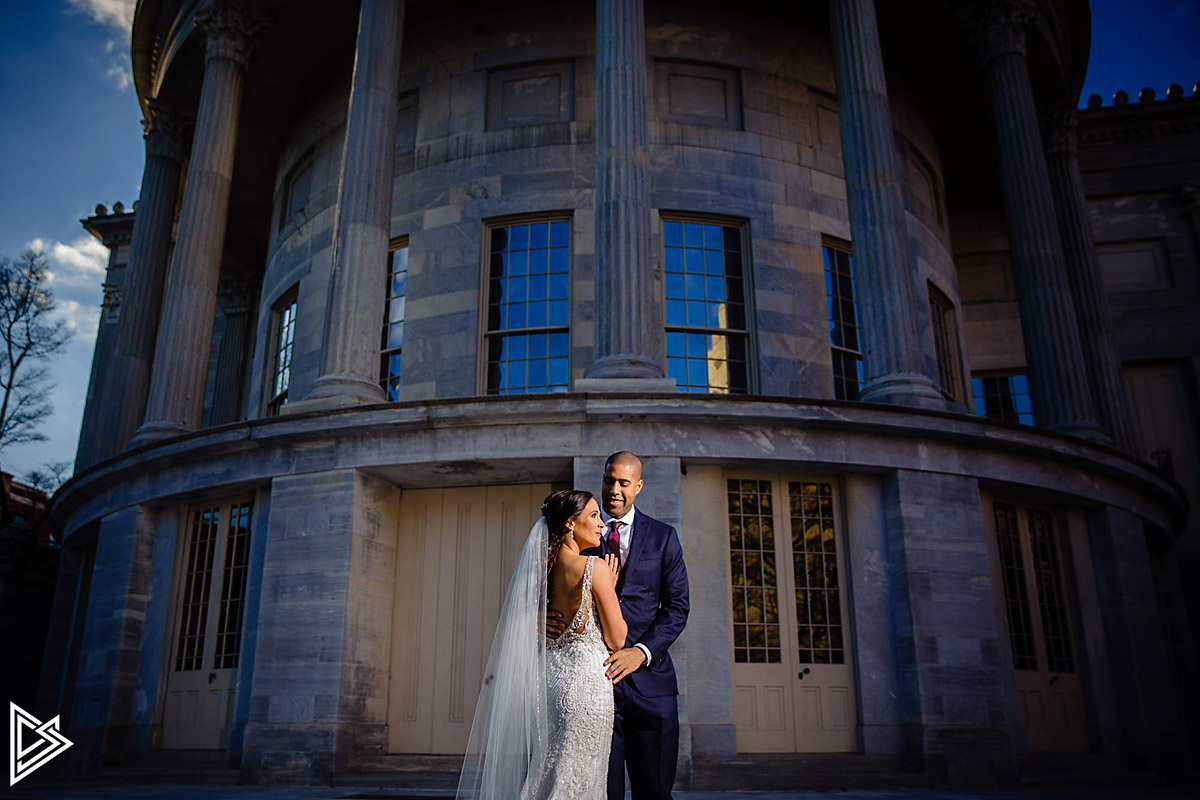 Museum of the American Revolution Wedding Photos
