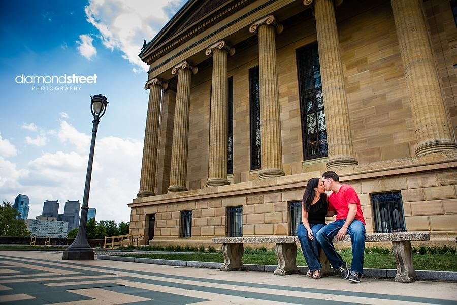 Philadelphia Art Museum engagement