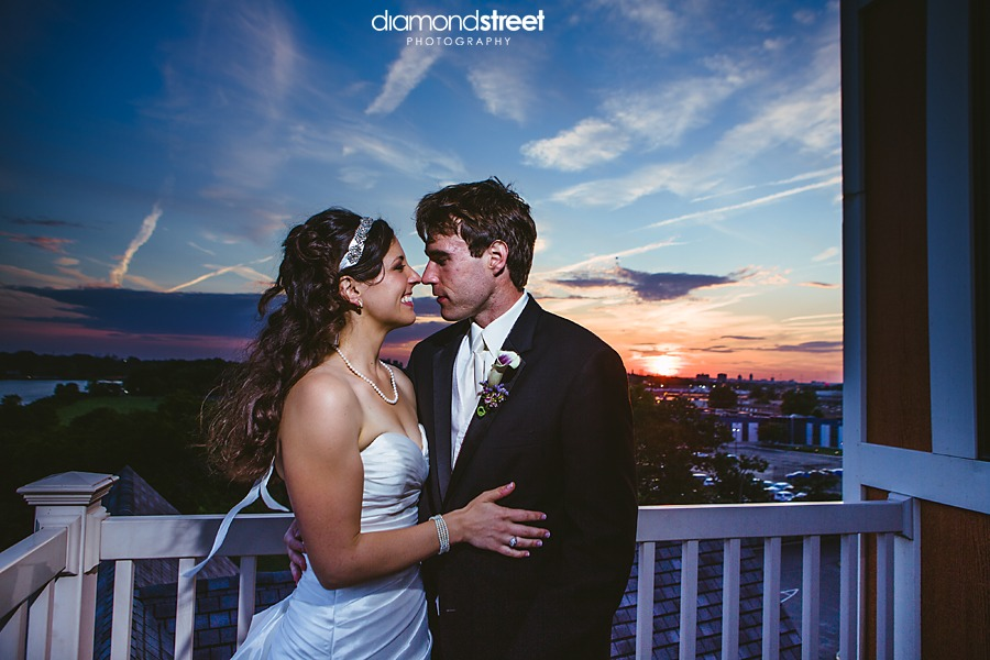 Camden County Boathouse wedding photos