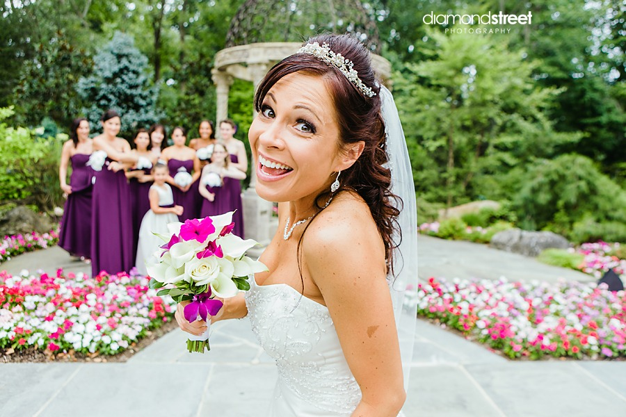 Crystal Plaza wedding photos