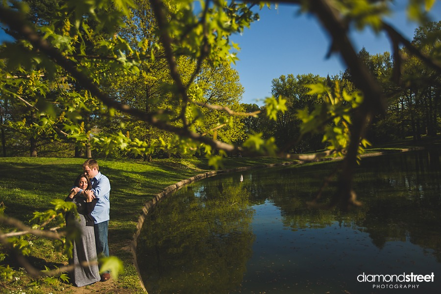 Pastorius Park engagement photos