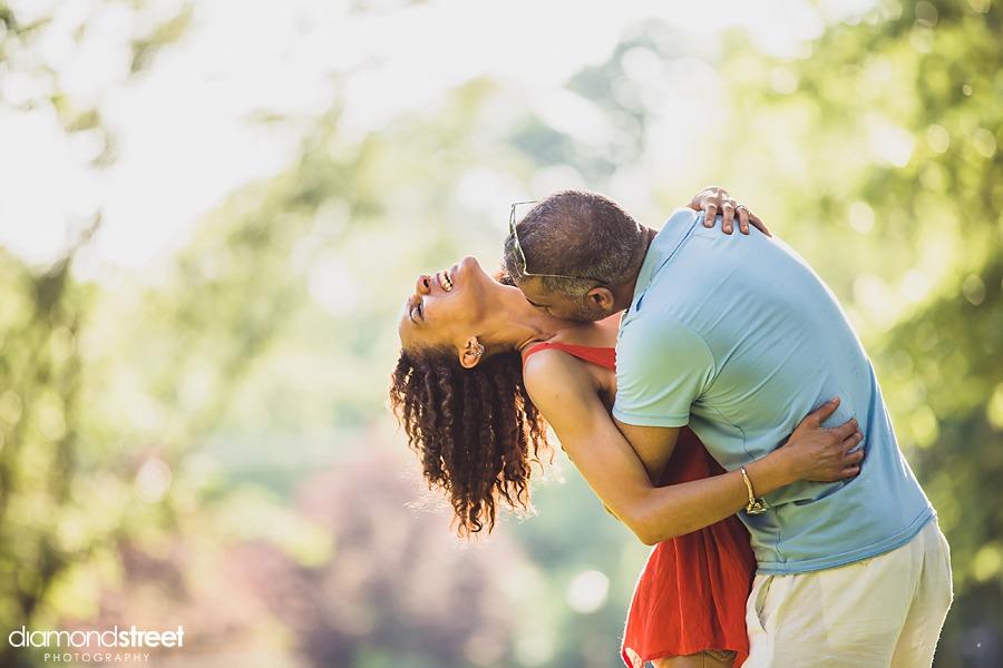 Princeton Engagement Pictures
