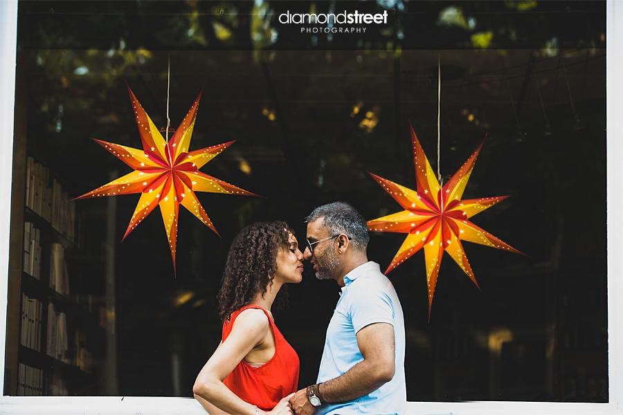 Princeton Engagement Photography