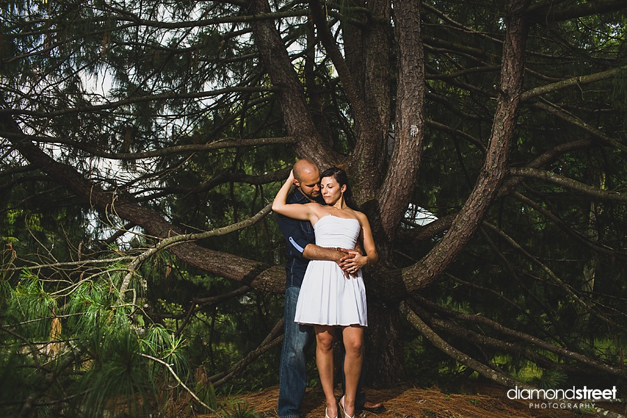 Hamilton Township engagement photos  at Grounds for sculpture