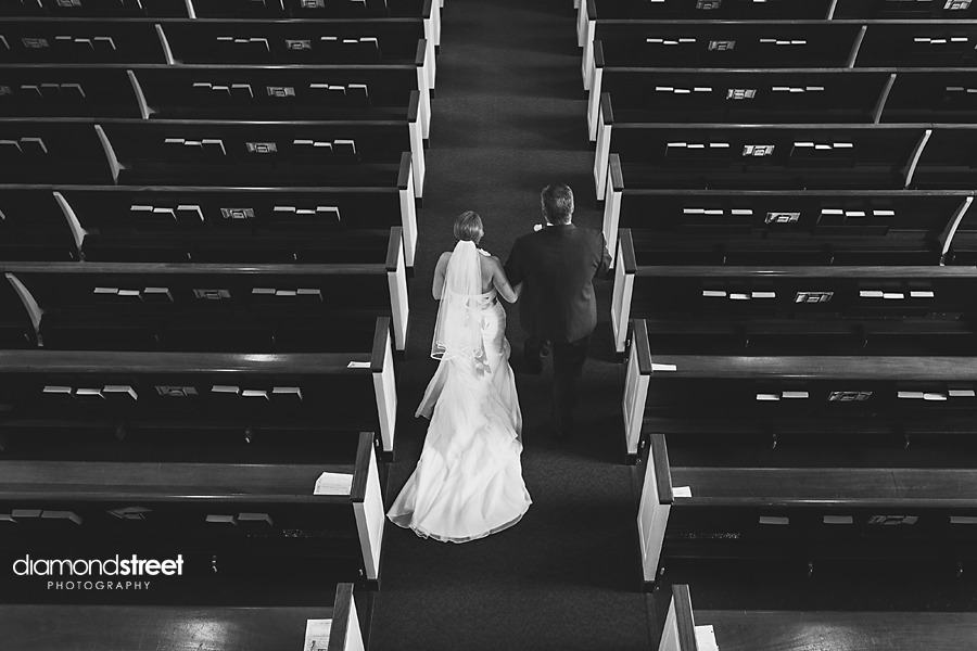 Trinity Luteran Church wedding photos