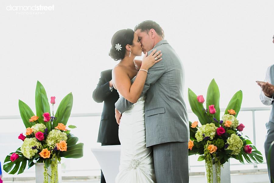 The Westin Beach Florida Wedding photos