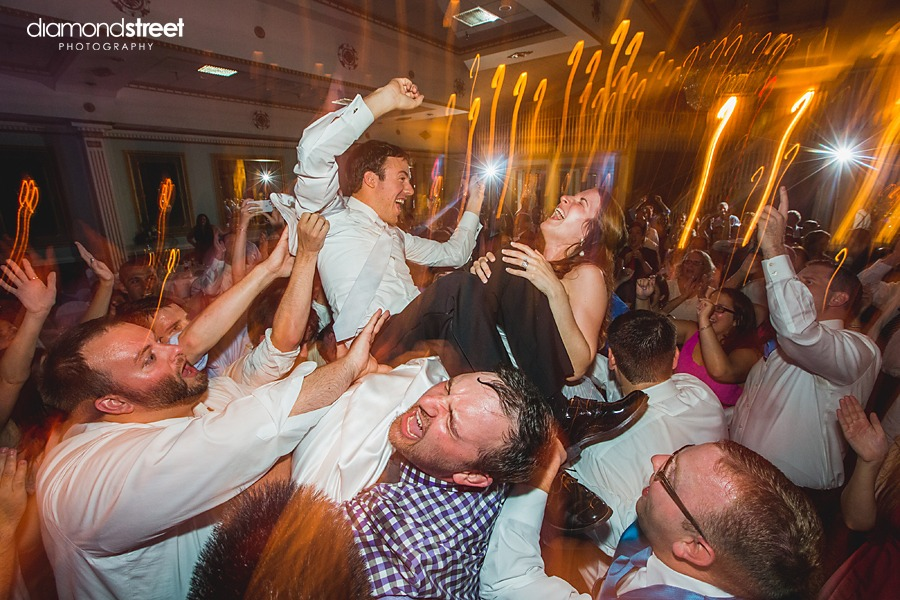 Mendenhall Inn wedding photos