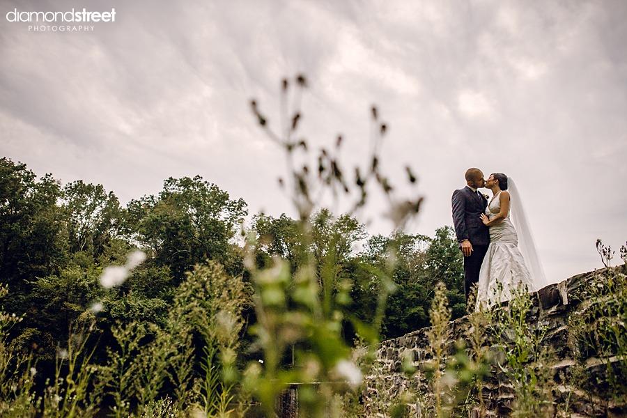 Princeton wedding at Mountain lakes House photos