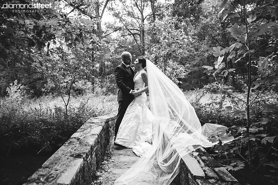Princeton wedding at Mountain lakes House