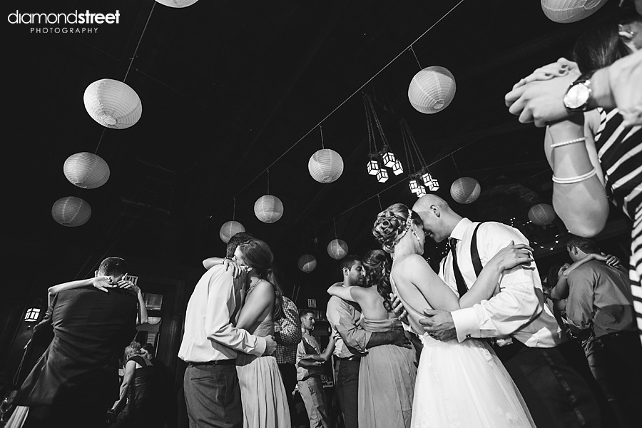 Water Witch Club wedding photos
