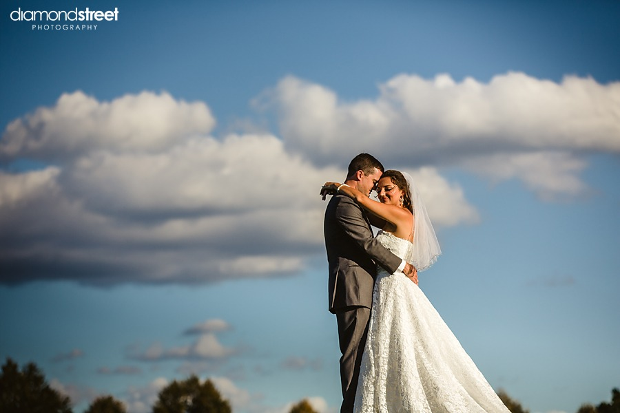 Pinecrest Country Club wedding photos