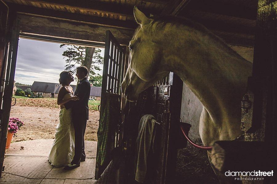 Radnor Hunt wedding