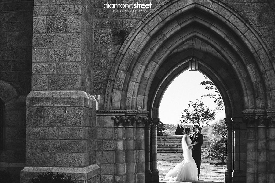 Bryn Athyn Cathedral Wedding Pictures