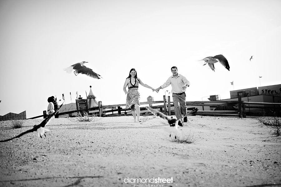 Best Atlantic City Engagement Photographers