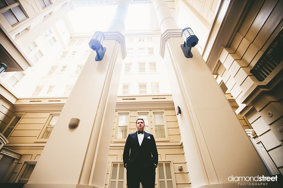 Hyatt at the Bellevue groom
