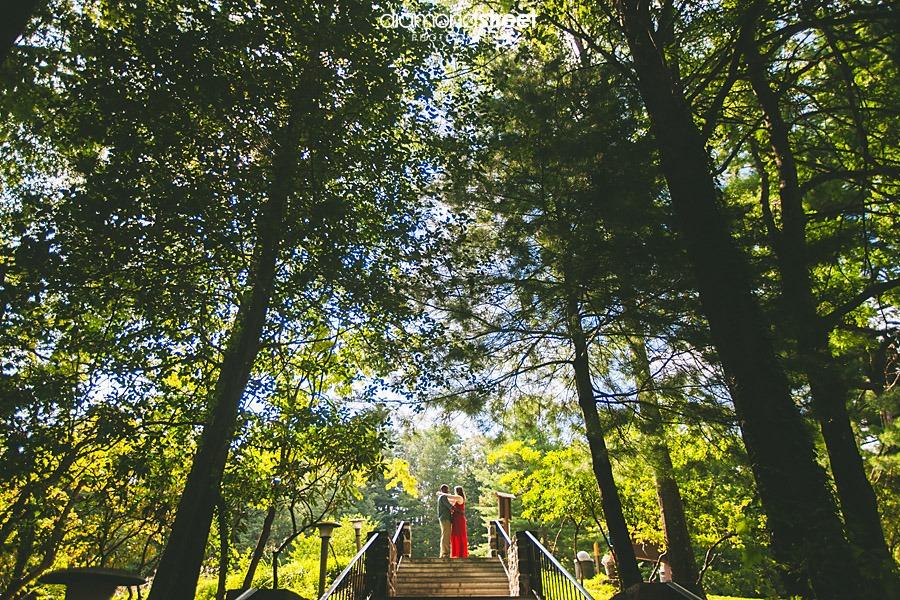 Ridley Creek Park engagement