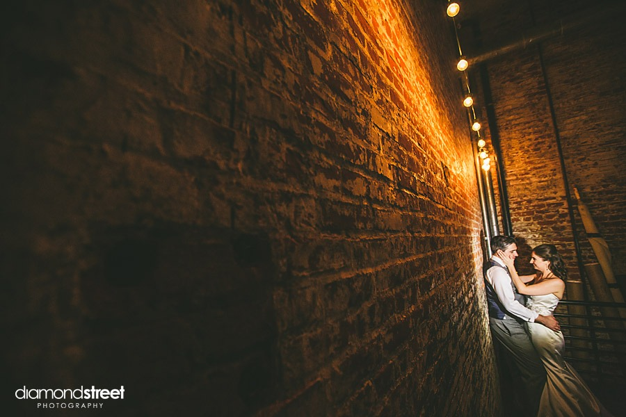 Power Plant Wedding