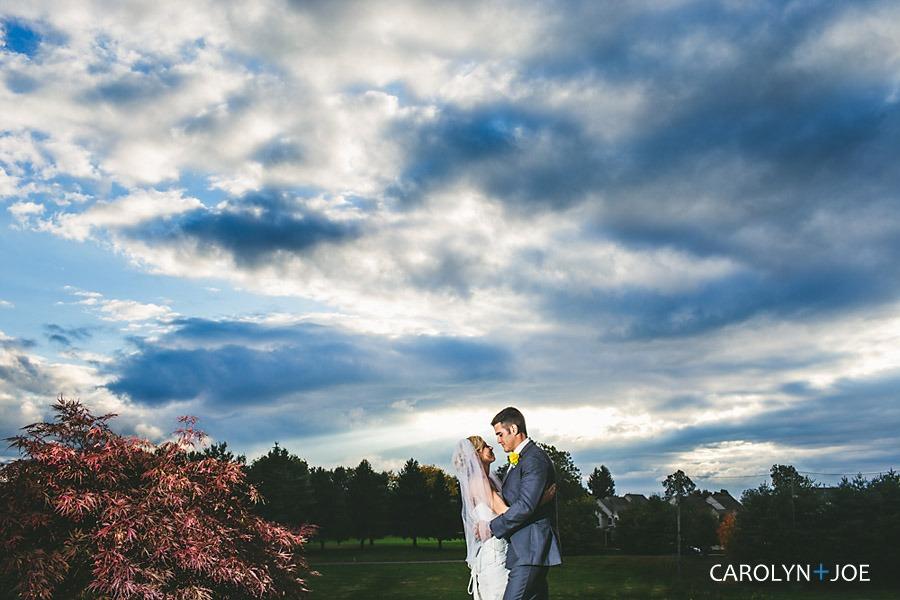 Penn Oaks Golf Club Wedding in West Chester Pa