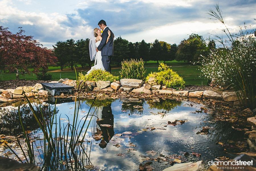 Penn Oaks Golf Club Wedding photos
