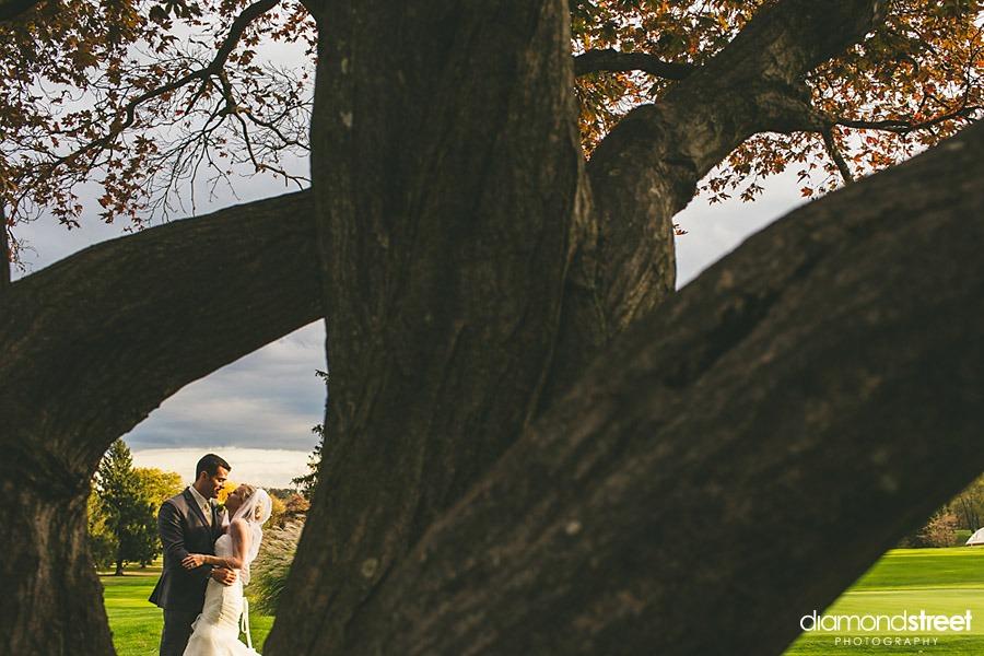 Penn Oaks Golf Club Wedding pictures