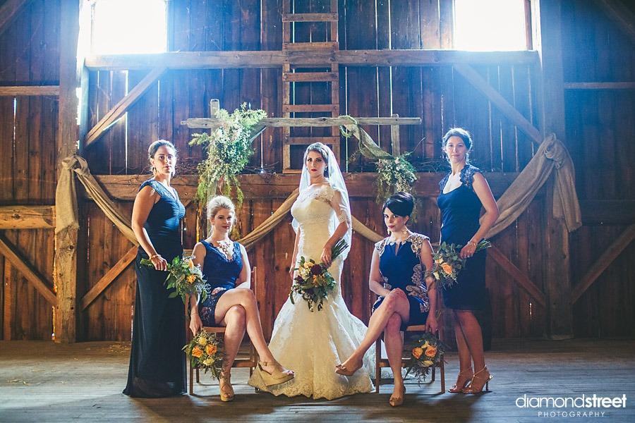 friedman farms bridesmaids