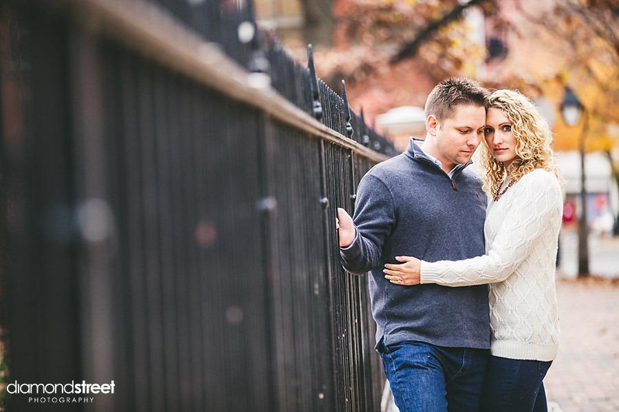 A Philadelphia Engagement