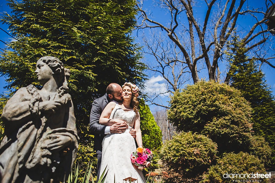 Holly hedge Estate Wedding Photos in New Hope Pa