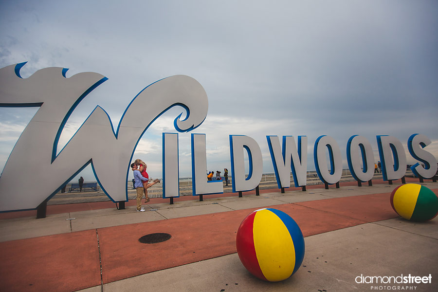 Wildwood Engagement