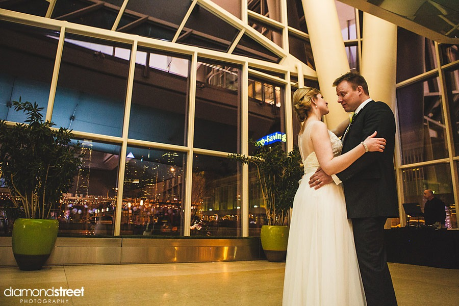 Cira Centre Wedding photos