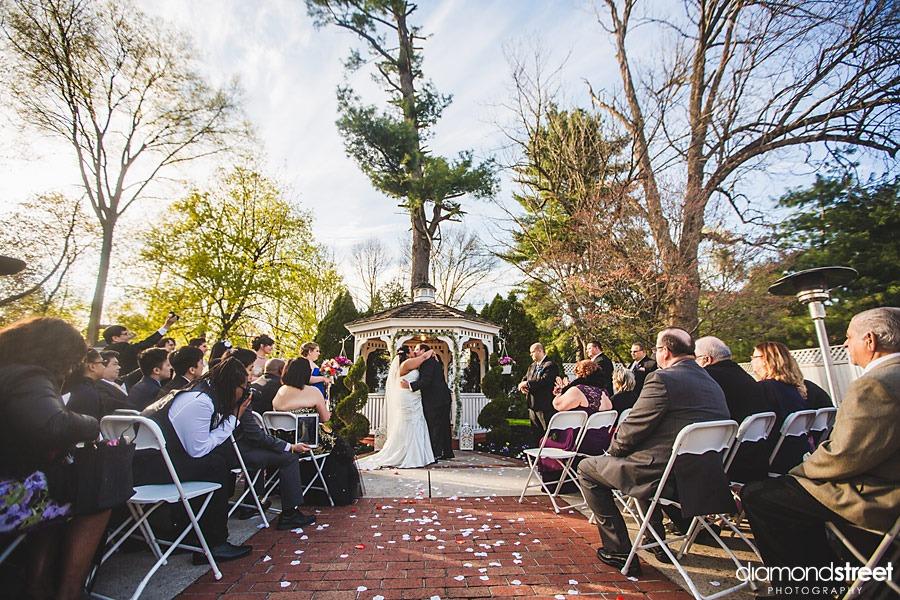 washington crossing Inn wedding photos