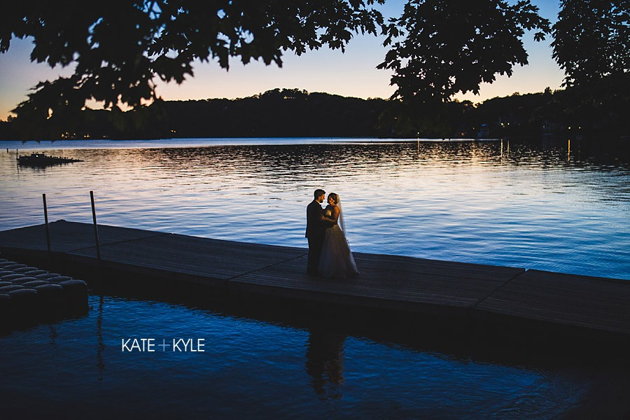 Lake Mohawk Country Club Wedding