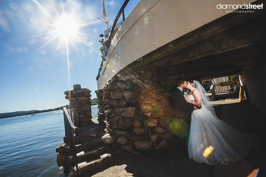 Lake Mohawk Country Club Wedding photography