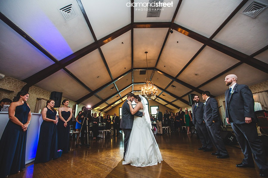 Lake Mohawk Country Club Weddings