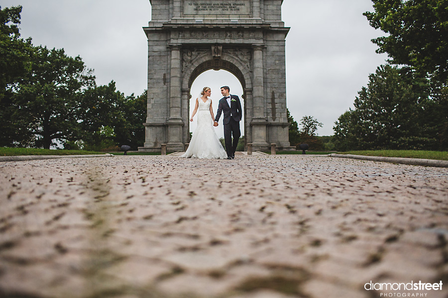 Valley Forge wedding pictures