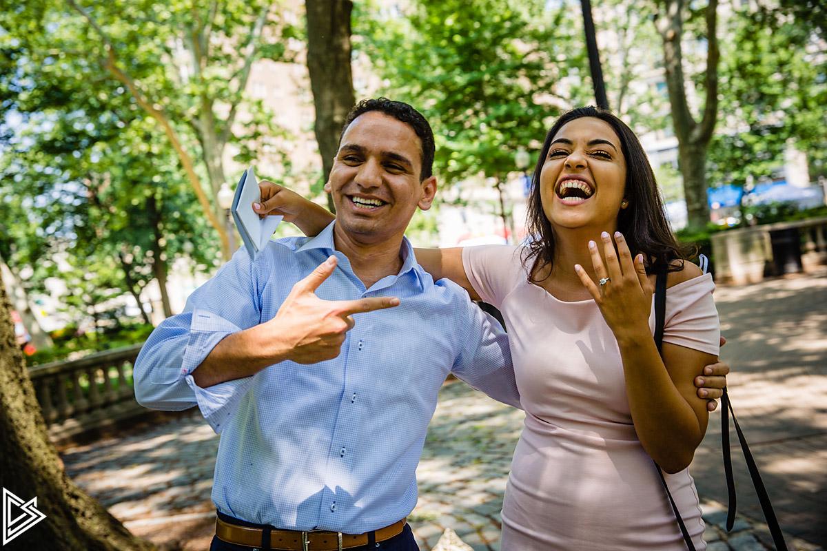 Rittenhouse Square Proposal