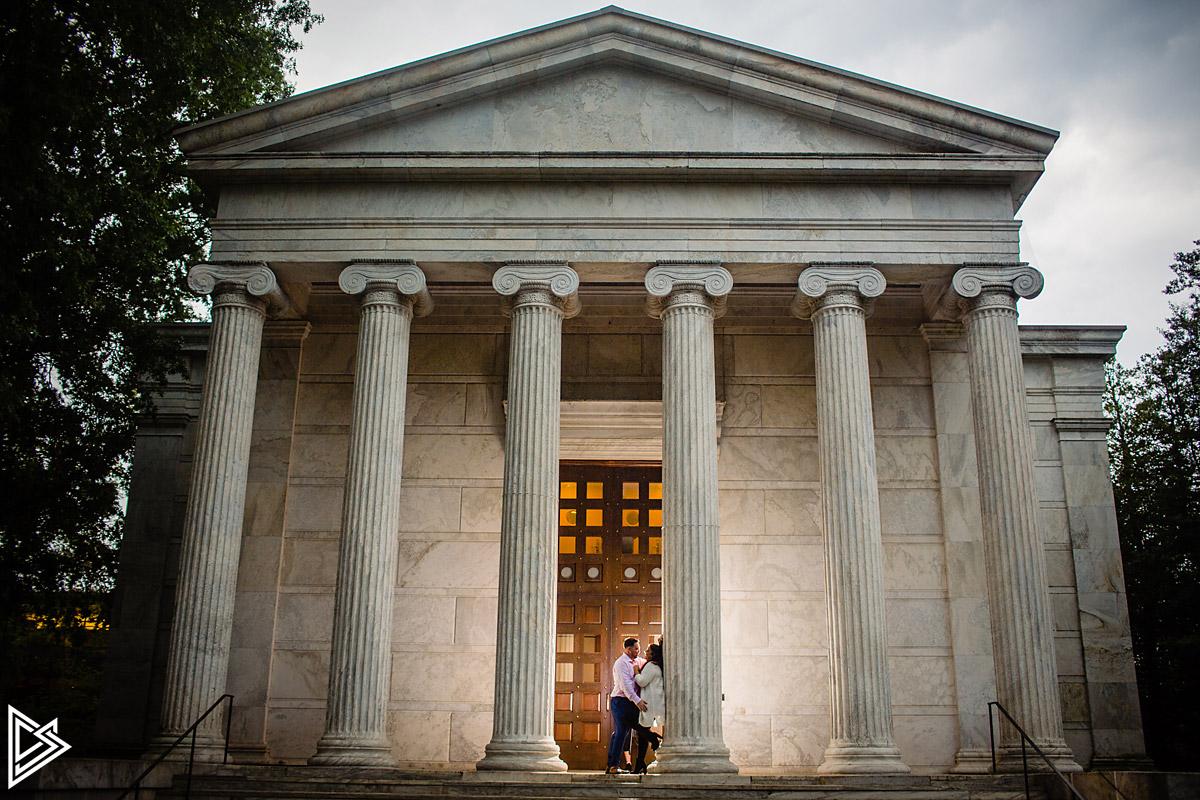 Princeton Engagement photos