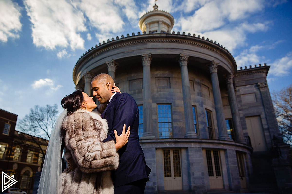 Museum of the American Revolution Wedding Photos