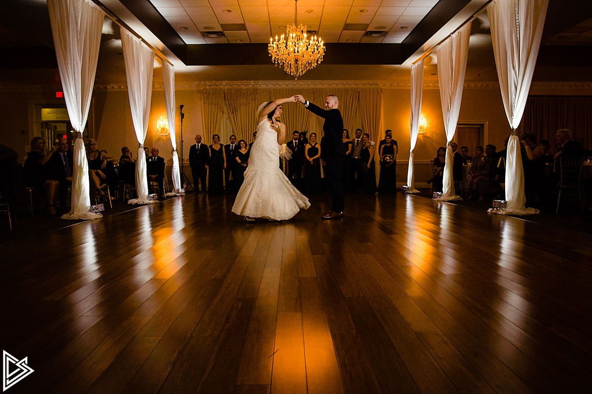 Philadelphia Ballroom Wedding Pictures