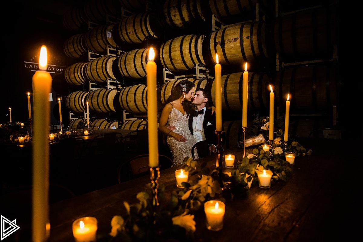 Philadelphia Distilling Wedding Photos